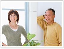 老夫婦のイメージ